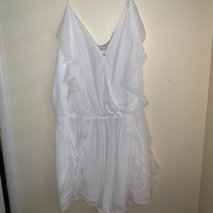 A cute little lovers and friends romper